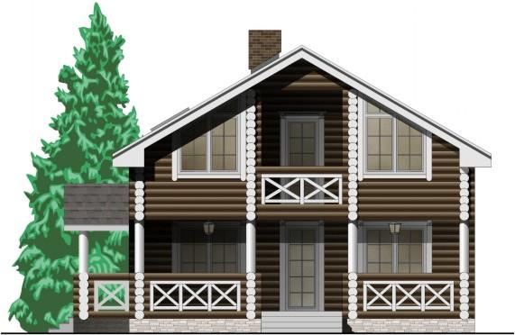 Проект деревянного дома: www.shilnikov.ru/page102.htm